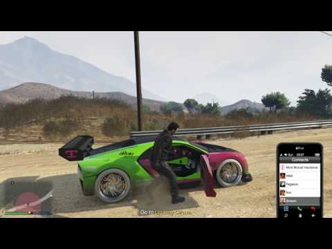 GTA Online Gunrunning Base Introduction and 1st Supply Run