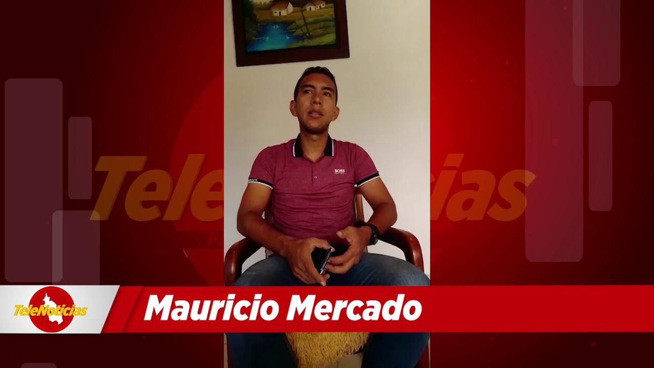MAURICIO MERCADO, UN ÁRBITRO QUE SE MANTIENE ACTIVO.