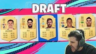 MESSI E GRIEZMANN NO FUT DRAFT DO FIFA 19 Ultimate Team