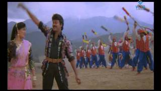 Gang Leader Movie Songs - Bhadrachalam Konda Song - Chiranjeevi, Vijaya Shanthi