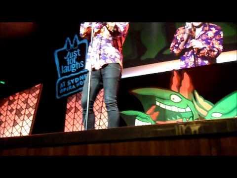 Noel Fielding Gala, Sydney 2012