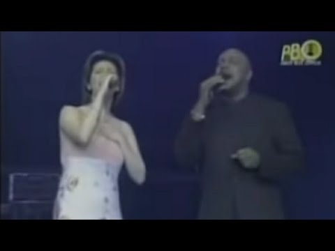 If Ever You're In My Arms Again - Regine Velasquez and Peabo Bryson