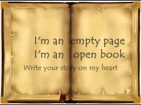 Write Your Story Francesca Battistelli
