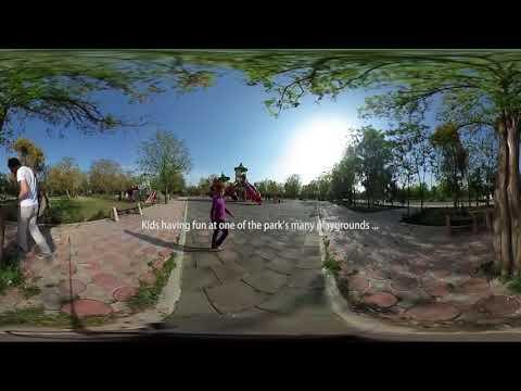 360° Sami Abdul Rahman Park   Erbil, Iraqi Kurdistan Sami Abdul Rahman Park پاركی سامی عیدالرحمان