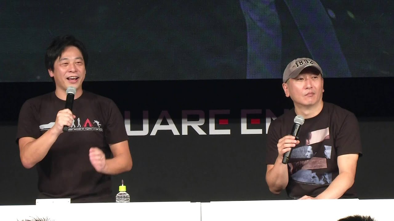 Download FINAL FANTASY XV – Active Time Report – Live from Tokyo Game Show 2015