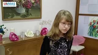 Вулкан эмоций!Репортаж из Алматы!Как проxодил литературный урок в ТВ студии!