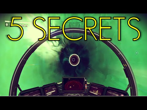 No Man's Sky - 5 Hidden Gameplay Mechanics