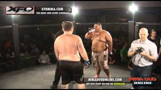 Fight 9:  Wesley Wilson  vs  Anthony Schott