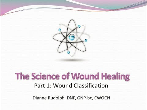 The Science of Wound Healing  - Part 1