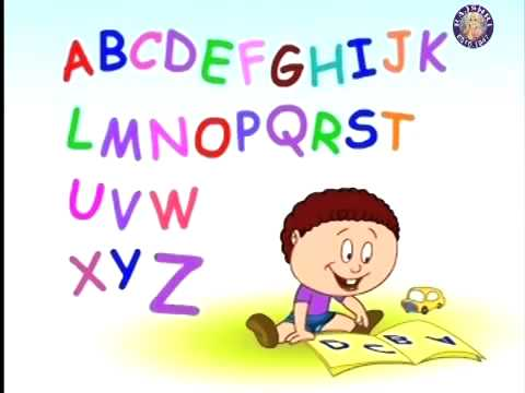 English Poems kids rhymes Abc SongMp4