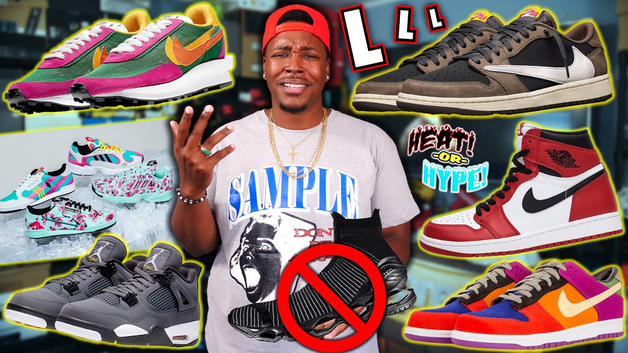 Best Sneaker Cleaner 2020 WTF ARE THESE! UPCOMING 2019 SNEAKER RELEASES! CACTUS JACK AJ1 LOW