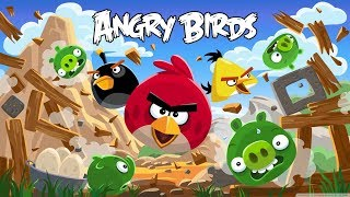 Angry Birds Rio Walkthrough PC Levels 01-10 Gameplay Video