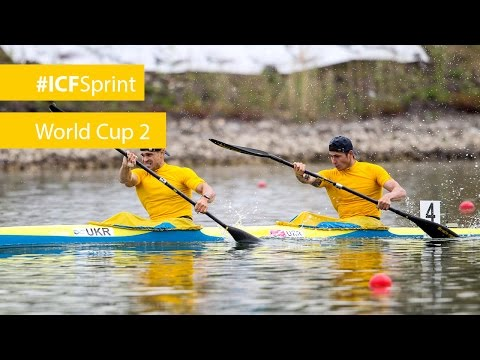 REPLAY : Saturday 28th - A Finals -  Racice 2016   ICF Canoe Sprint World Cup 2