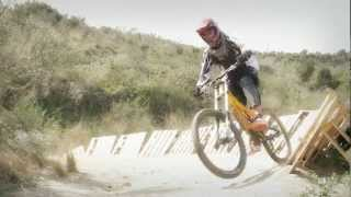 A SUNNY DAY in Barcelona(downhill, freeride and stuff :P)
