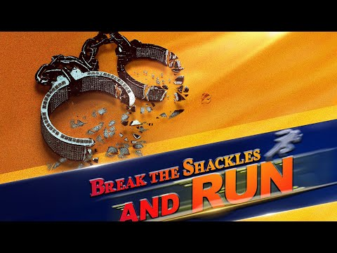 "Christian Video | The Lord Jesus Is My Shepherd and My Strength | ""Break the Shackles and Run"""