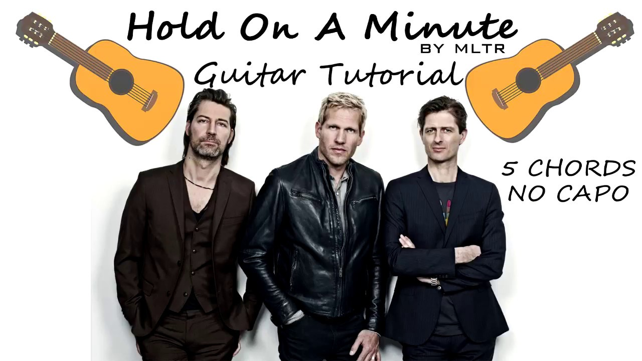 Michael Learns To Rock Hold On A Minute Guitar Tutorial Lesson
