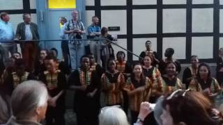 Kwangena Thina Bo - Mascato Youth Choir in Wennigsen 11.5.2016