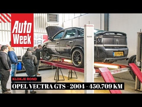 Opel Vectra GTS 2.2 16V DGI - 2004 - 450.709 km