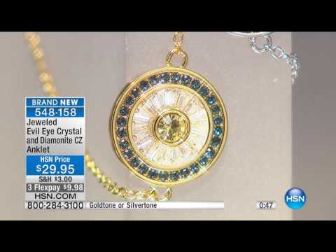 HSN | Real Collectibles Jewelry By Adrienne 06.07.2017 - 02 PM