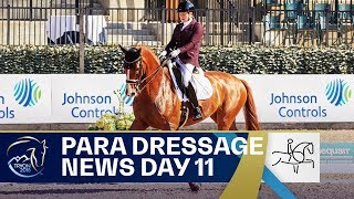 5 Grades - 5 World Champions | Para Dressage | FEI World Equestrian Games 2018