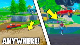 FORTNITE GLITCH - NEW WALLBREACH ANYWHERE IN FORTNITE AFTER ALL PATCHES - SEASON 5