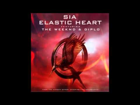 Sia - Elastic Heart (feat. The Weeknd & Diplo)