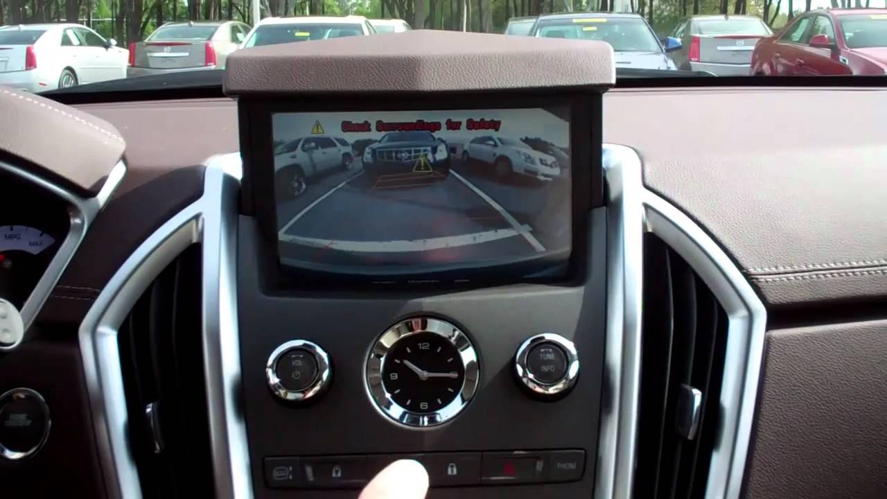 Interior 2012 Cadillac SRX   Steve Terbrueggen   YouTube