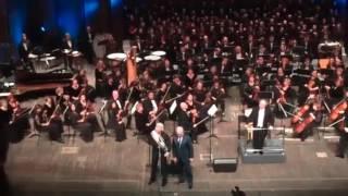 Больной Дмитрий Хворостовский с трудом отработал концерт в Красноярске