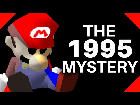 The Mystery of the 1995 Build of Super Mario 64 (Every Copy of Super Mario 64 is Personalized)