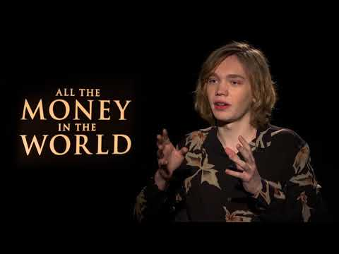 Charlie Plummer Portrays John Paul Getty III In ALL THE MONEY IN THE WORLD