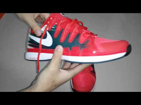 Nike zoom vapor 9.5 tour unboxing and review