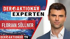 Söllner: DAX und Wasserstoff-Aktie Powercell mit Chancen - Daimler, Tesla und Nintendo jetzt traden!