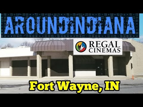 Checking Out A Closed Regal Cinema - Fort Wayne, IN