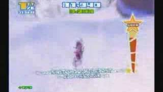 SSX Blur gameplay