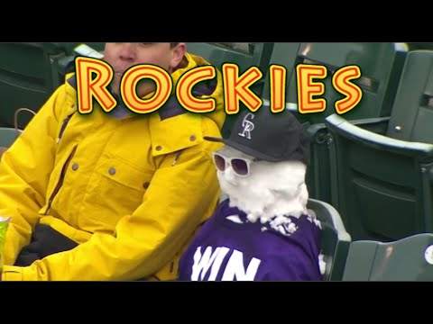 Colorado Rockies: Funny Baseball Bloopers