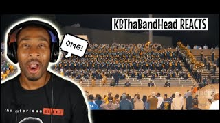 "BandHead REACTS to  Southern University Human Jukebox  | ""God is a Woman"" by Ariana Grande"