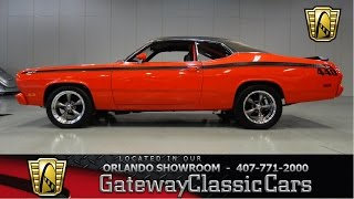 1970 Plymouth Duster 440 Gateway Classic Cars Orlando