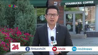 Điểm báo: Cách xử lý khủng hoảng của Starbucks - Tin Tức VTV24