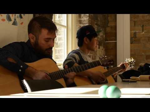 ISI Dublin Music Club Acoustic Jam