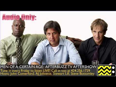 """Men Of A Certain Age After Show Season 2 Episode 11 """" Whatever Gets You Through... """" 