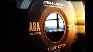 "*** ""ROLLS"" ROYCE & THE WHEELS -- AFRO AU-GOGO ***"