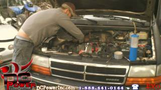 How To Install High Output Alternators w/ DC Power 270XP - Best Car Audio Installation 4 BIG ALTS