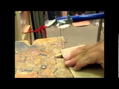 Calados de madera letras miniaturas caladas a mano 100 artesanal youtube - Casa letras madera ...