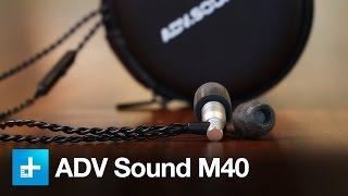 ADV Sound M40 - The Best Earbuds Under $50