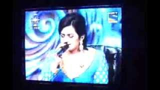 "Shreya Ghoshal ""jane kyon log mohabbat kiya karte hai"" Indian Idol Junior 2013"