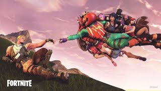 Epic Trying to Save Bots | Fortnite Ka Satyug | Fortnite India Live | USE CODE: DRIZZY_AJ-YT