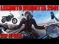 Lexmoto Vendetta 250cc TOP SPEED!