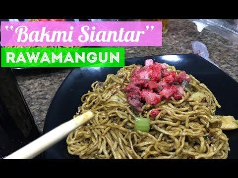 RAME BANGET BAKMIE SIANTAR RAWAMANGUN JAKARTA !! | Makan Coy #4