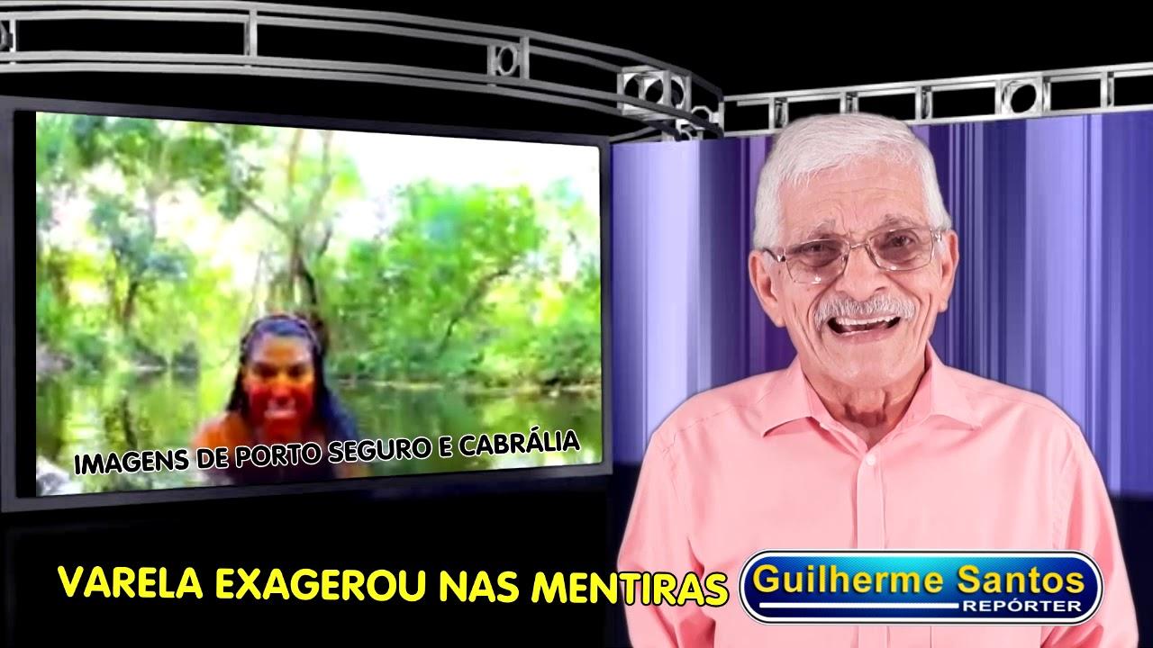 Fack News de Raimundo Varela sobre Porto Seguro Bahia