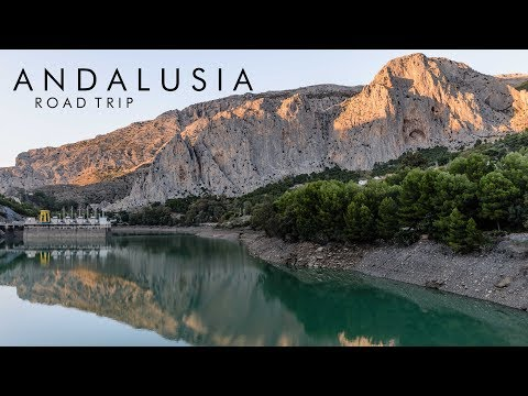 Andalusia, Spain - Roadtrip Timelapse